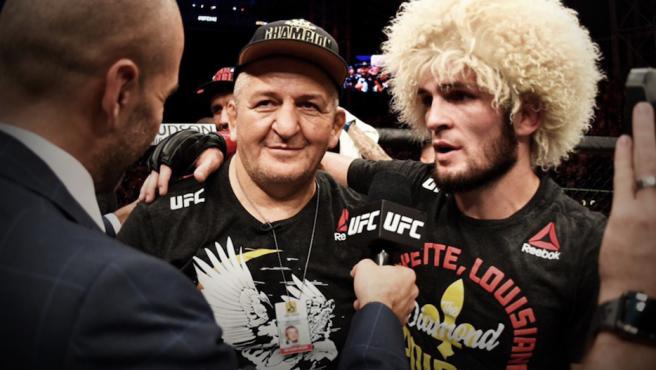 El padre de la estrella rusa de la UFC ha fallecido debido a un paro cardíaco, después de varios días en coma.
