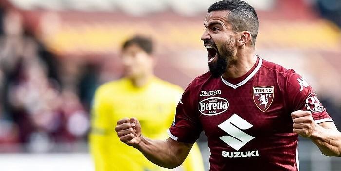 Tomás Rincón llegó a 100 partidos con el Torino