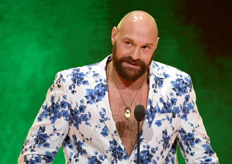 Tyson Fury le responde a Joshua: