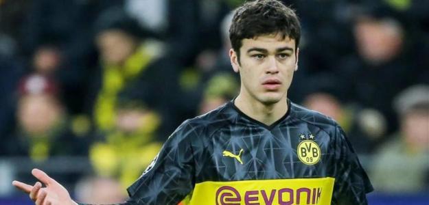Giovanni Reyna, la sensación del Dortmund en pretemporada
