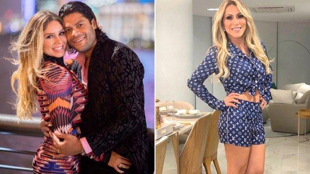 """El drama que vive la ex pareja de """"Hulk"""" después que el futbolista se casara con su sobrina"""