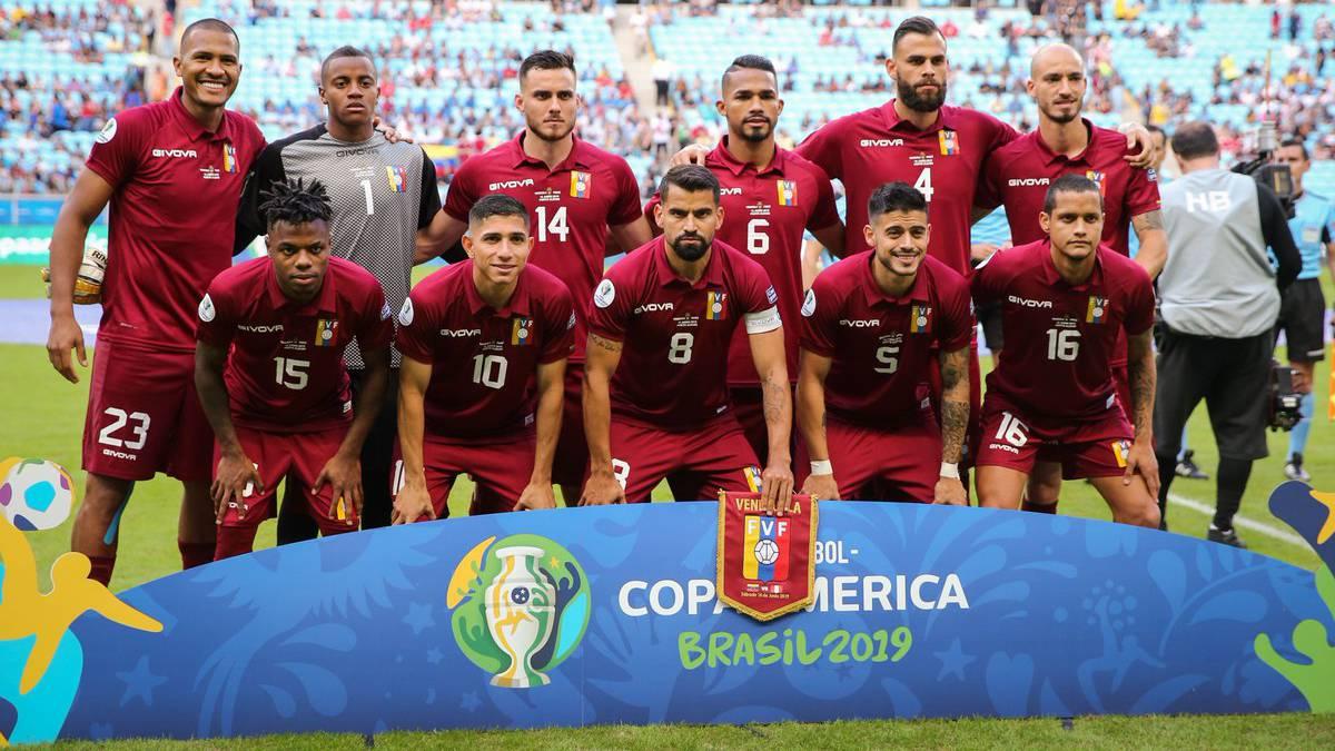 Bélgica encabeza el ranking FIFA y Venezuela se mantiene en el puesto