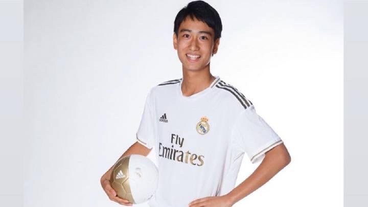 ¿Quién es el japonés Pipi, el juvenil al que ha citado Zidane?