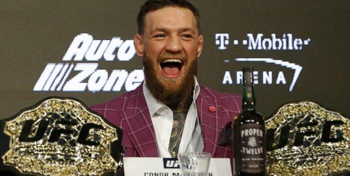McGregor protagonista de burlas luego del anuncio de Nurmagomédov