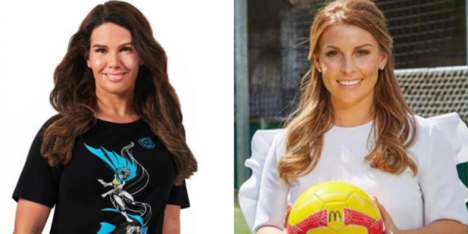 La pelea es peleando: esposas de Vardy y Rooney van a los tribunales