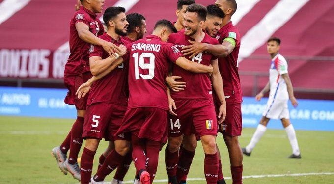 Selección venezolana de fútbol se ubica en el puesto 28 en ranking de FIFA