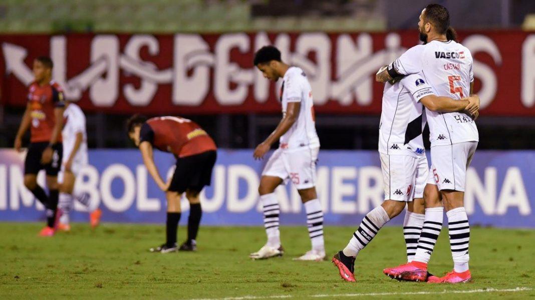Caracas FC eliminado de la Sudamericana