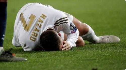 Relacionan las lesiones de Hazard con el estrés