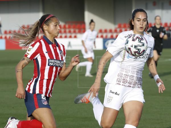 Deyna Castellanos llevó al Atléti al triunfo y los mantiene segundos de la tabla