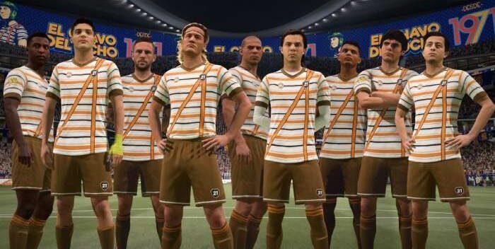 Videojuego Fifa 21 presenta uniforme inspirado en El Chavo