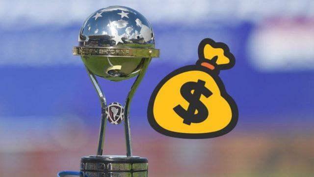 Conmebol actualizó los premios de la Copa Sudamericana 2021