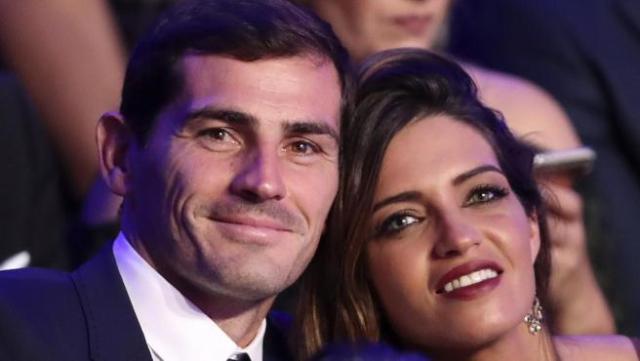 Sara Carbonero, esposa de Iker Casillas, hospitalizada nuevamente tras sufrir recaída por cáncer