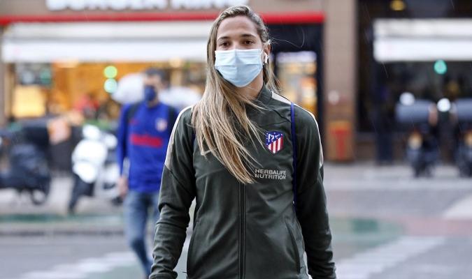 Deyna Castellanos desea quedarse en España