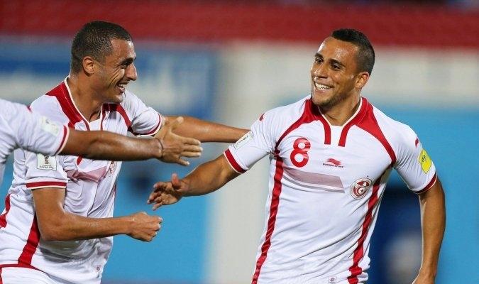 Túnez golea a Libia en la vuelta del fútbol al estadio tras 7 años de guerra