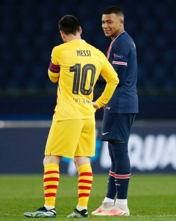 Foto de Mbappé levanta rumores de la llegada de Messi al PSG