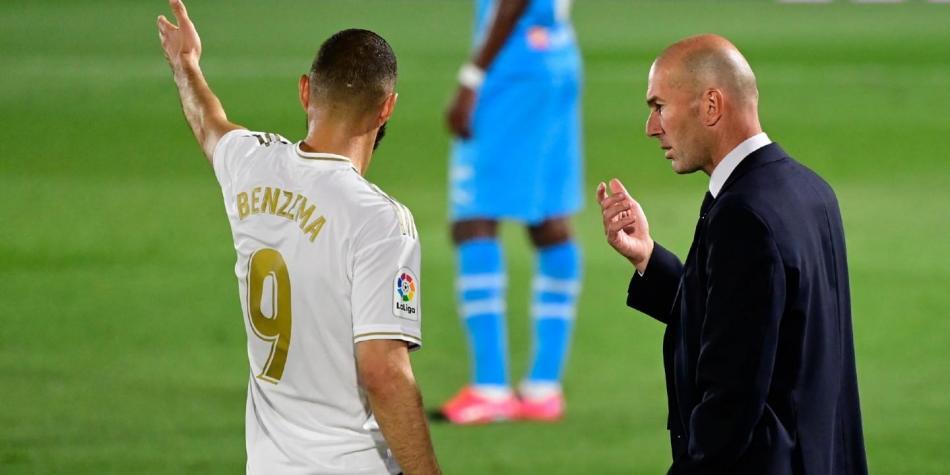 Filtran lista de jugadores que no seguirían en el Madrid de Zidane