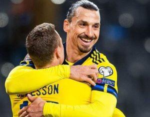 Prometió y cumplió: esta fue la promesa de Zlatan al DT de Suecia