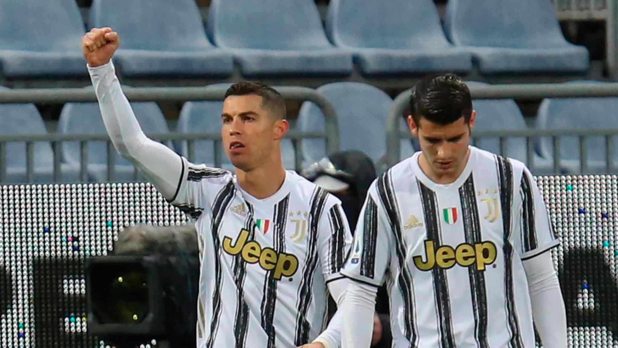 ¿Acabado? Cristiano Ronaldo anotó un triplete en media hora y mandó a callar a sus críticos
