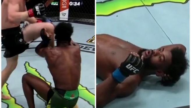 UFC: el campeón del peso gallo pierde el título por rodillazo ilegal a su rival