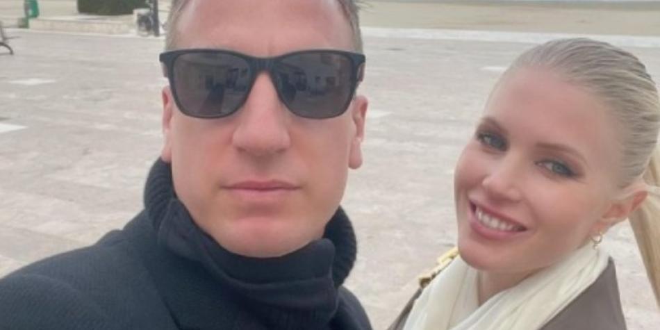 Broma de Maxi López a su novia, no cayó muy bien en las redes