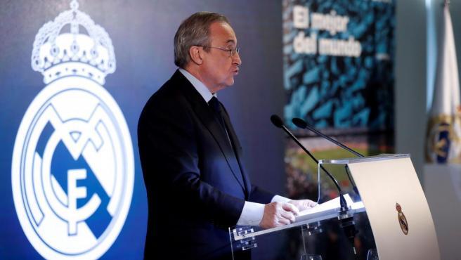 Florentino Pérez convoca elecciones a la presidencia del Real Madrid: estos son sus posibles rivales
