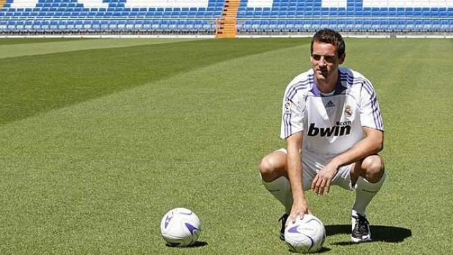 Exjugador del Real Madrid es acusado de posesión e intercambio pornografía infantil