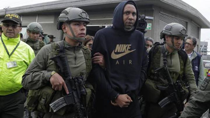 Exfutbolista Jhon Viáfara fue condenado en EE. UU. a 11 años de prisión por narcotráfico
