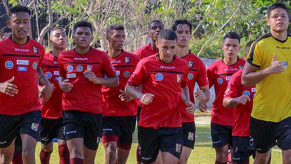 La Vinotinto será anfitriona del Sudamericano sub-20 de fútbol