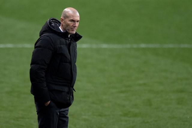 Zidane ya ha comunicado al vestuario que se marcha del Real Madrid