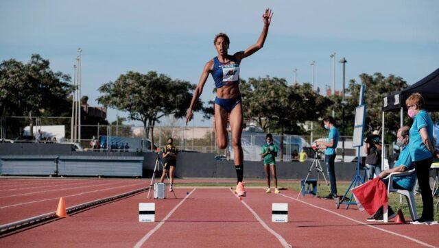 Yulimar Rojas superó su propia marca personal y quedó a siete del récord mundial