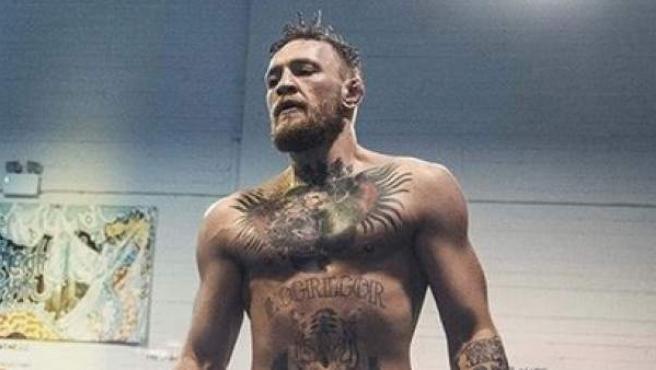 Conor McGregor sigue empeñado en comprar el Manchester United: