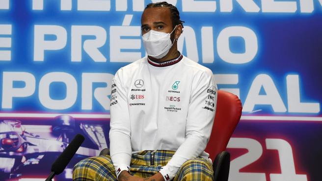 Hamilton sobre la Fórmula 1: