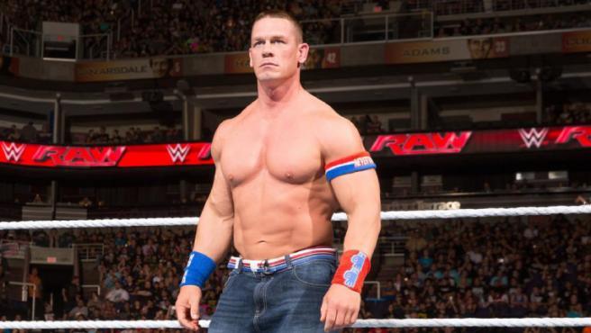 Un error del luchador John Cena le convierte en el enemigo público número uno en China